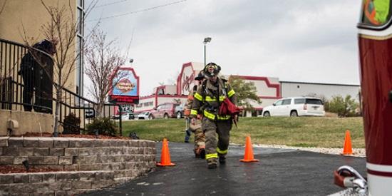 Adashi News - New Firefighting Technology