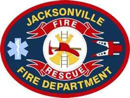 Public Safety Case Studies - Jacksonville Fire Logo