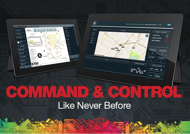 Adashi C&C Incident Command Software
