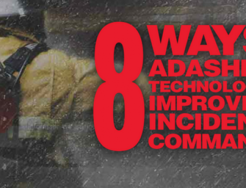 [Infographic] 8 Ways Adashi's Technology Improves Incident Command