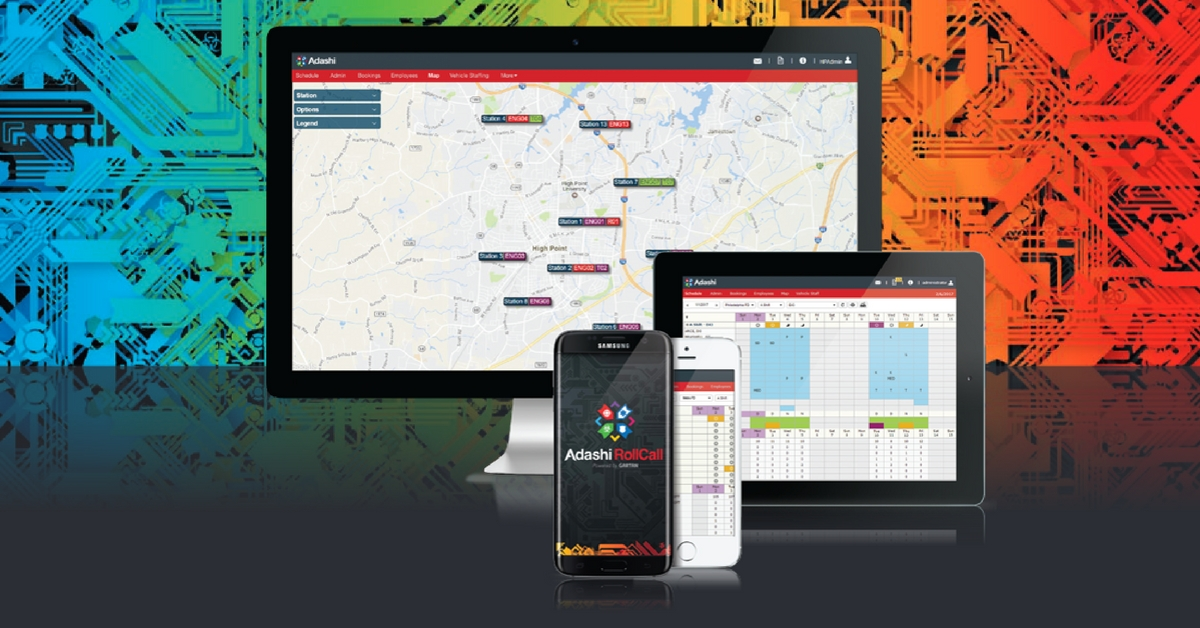 Adashi News - RollCall Staff Scheduling Solutions for Public Safety