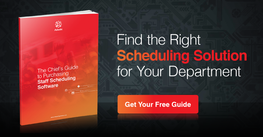 Fire Department Scheduling Software - Free Purchasing Guide