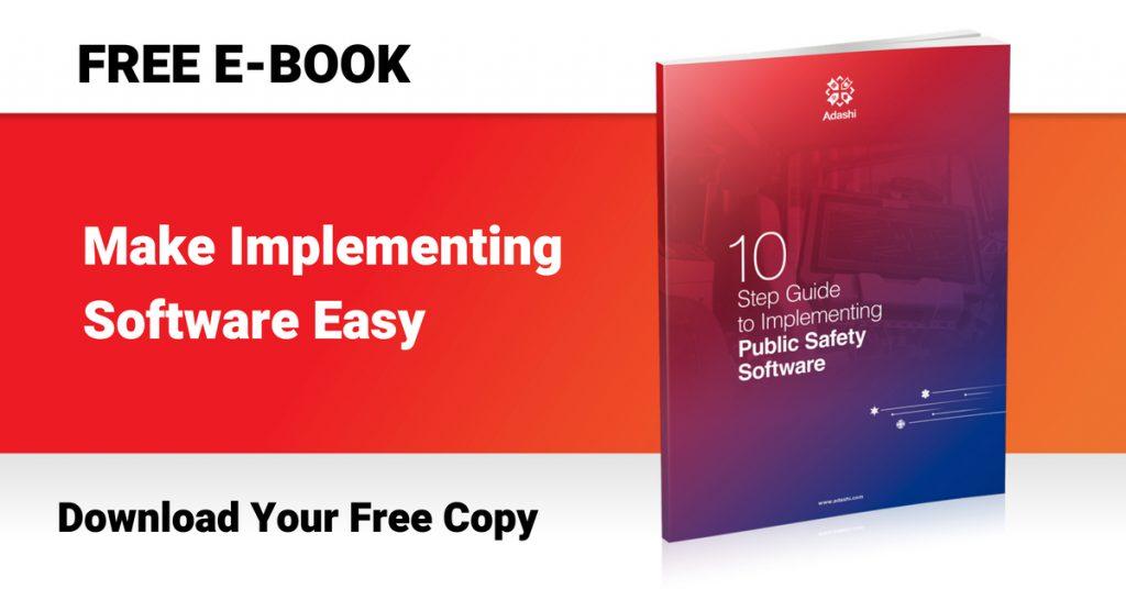 public safety app - free implementation eBook