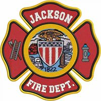 Jackson Fire Department Badge