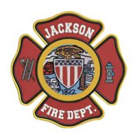 Public Safety Case Studies - Jackson Fire Department Badge