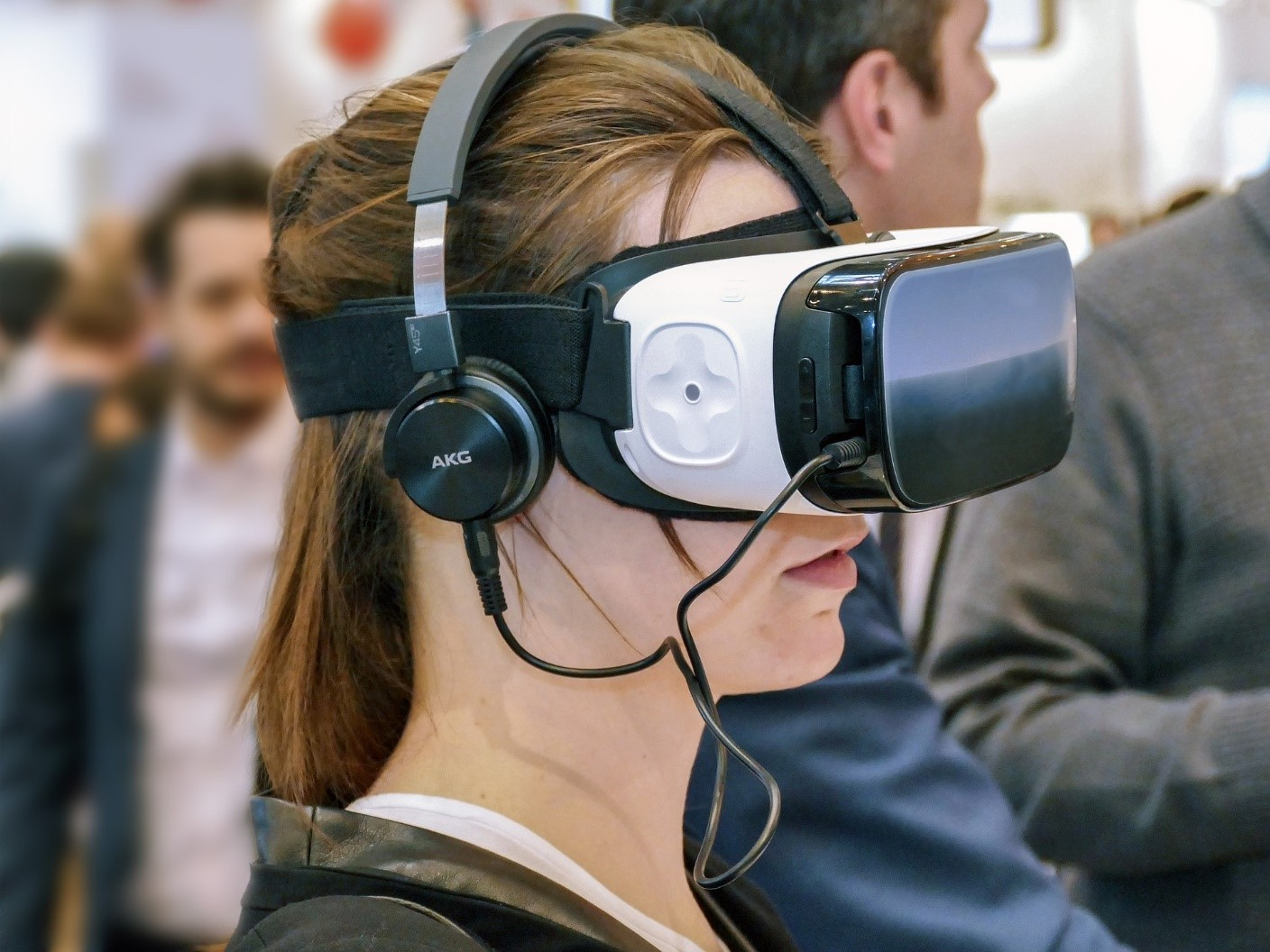 Technologies for First Responders - Virtual Reality