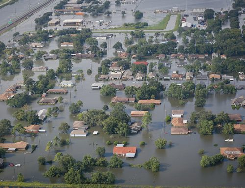 What Hurricane Harvey Shows Us About Emergency Communication Systems