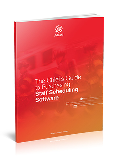 The Chief's Guide to Purchasing Staff Scheduling Software