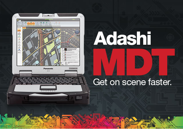 Adashi Systems FirstResponse MDT image