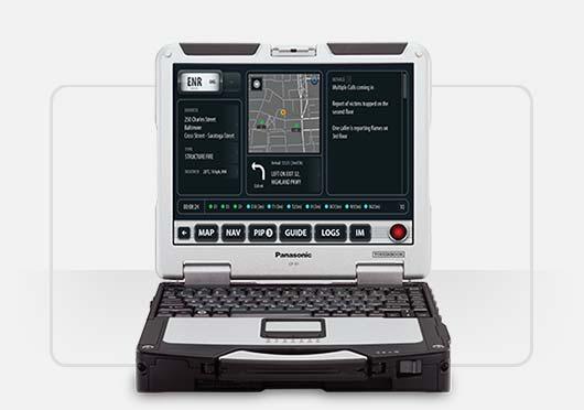 Adashi FirstResponse MDT Software