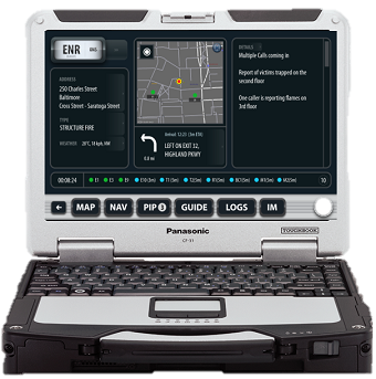 Adashi FirstResponse MDT Software | Efficient Emergency Response