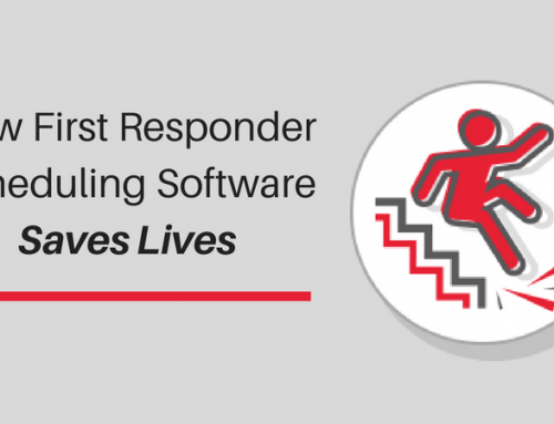 [Infographic] How First Responder Scheduling Software Saves Lives