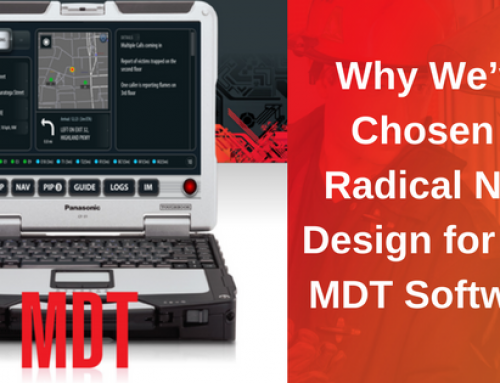 Why We've Chosen a Radical New Design for Our MDT Response Software