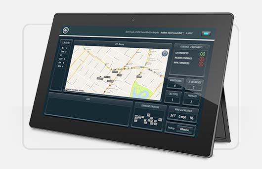 Public Safety Software | Adashi C&C Incident Command Software