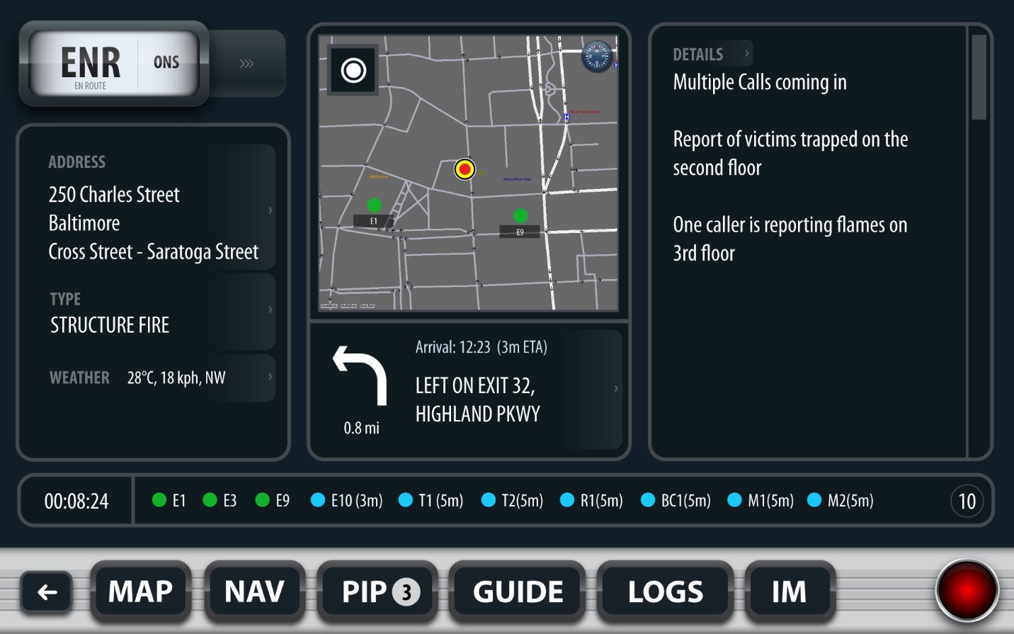 MDT Response Software Design