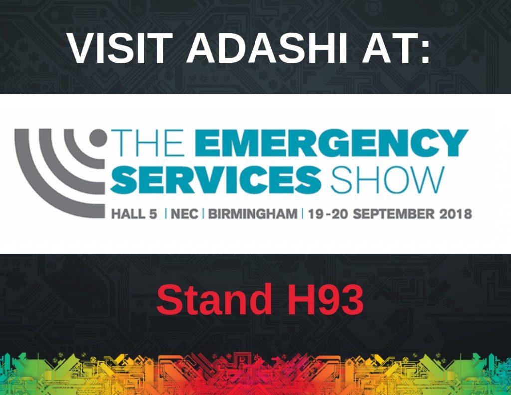 Adashi Systems FirstResponse MDT image