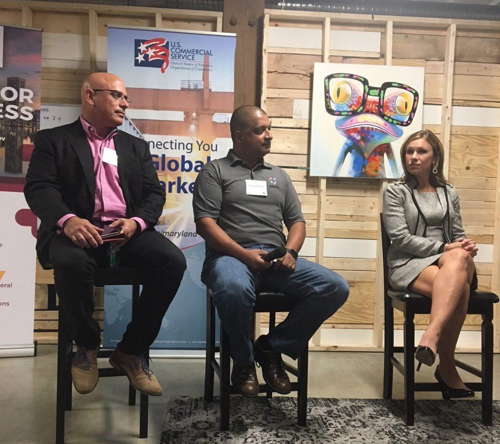 Baltimore Innovation Week Startup Global Panel