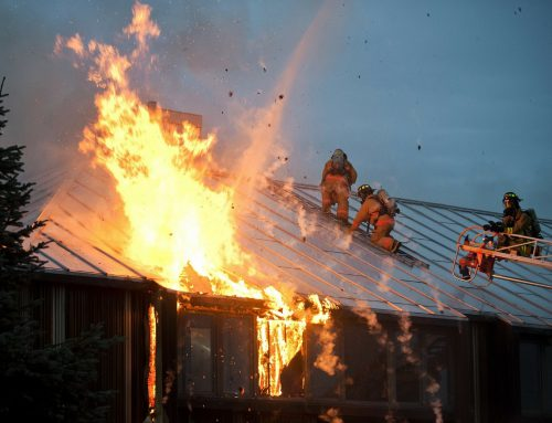 What Maydays Teach Us About Fire Ground Strategies